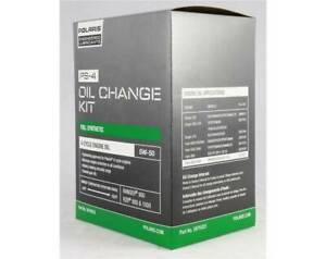 2879323: OEM Polaris RZR / Ranger 900 / XP 1000 / RS1 Oil Change Kit