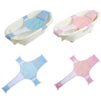 Infant Newborn To Toddler Tub Sling Baby Bath Seat Baby Shower Bathing Nursery
