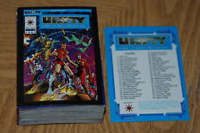 1992 VALIANT Unity: Time Is Not Absolute Trading Cards  *SuperHeroes!*