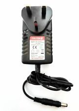 Yultek 12V Power Supply Charger For Logitech Squeezebox Boom Media Player S05