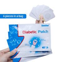 30Pcs/5Bags Diabetic Patch Stabilizes Blood Sugar Balance Glucose Plaster D1270