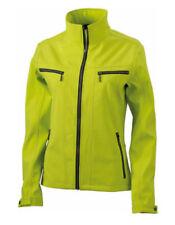 Altro giacche da donna giallo con cerniera