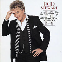 Rod Stewart - As Time Goes By - The Great American Songbook Vol. II ** NEW CD **