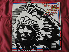 KEEF HARTLEY BAND SEVENTY SECOND BRAVE ORIGINAL 1972 DERAM RECORDS  S/T LP EX
