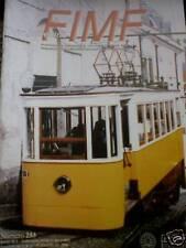 Bollettino FIMF treni 2003 253 Ferrovie a Lisbona