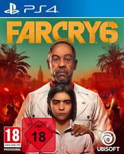 Far Cry 6 - PS4 Playstation 4 Spiel + PS5 Upgrade - NEU OVP - UNCUT