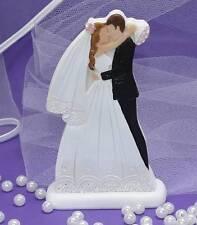 Tortenfigur Figur Tortendeko Braut Brautpaar Bräutigam Hochzeit Hochzeitspaar
