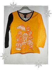 Haut T-shirt Fantaisie  Custo Barcelona Taille 1 - 34 / 36
