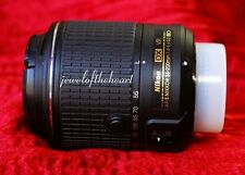MINT Nikon 55-200mm AF-S VR II Zoom Lens for D40 D60 D80 D90 D3100 D5000 D5200 +