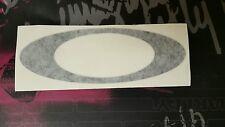 Oakley Icon Decal Sticker Black (Radar Fuel Cell Gascan Romeo Juliet Medusa OTT)