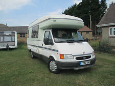 Ford Transit turbo diesel Autosleeper camper Motorhome campervan POWER STEERING