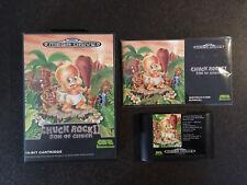 Sega Megadrive Chuck Rock 2 complet