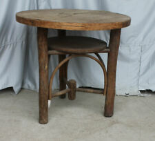 Antique Old Hickory Parlor Table – needs restored