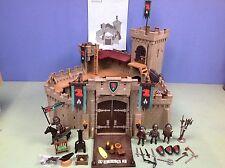 (O4866.2) Playmobil château fort ref 4866
