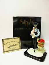"""P.Buckley Moss'  """"Fatherhood"""" Porcelain Sculpture*New in box with COA"""
