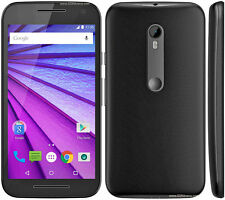 Motorola G 3rd Generation - Unlocked - Black - 5.0 Display 13MP Camera 2G RAM
