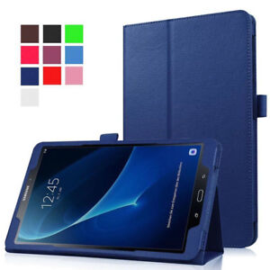 For Samsung Galaxy Tab E 9.6 SM-T560NU T560NZ T567 T560 Flip Leather Case Cover