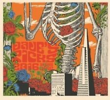 Grateful Dead Dave's Picks OFFICIAL SIGNED #d/50 Status Serigraph Print Poster