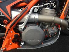 Scorpa Twenty/ Sherco ST Anodised Aluminium Engine Bolt Kit