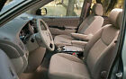 2004 Toyota Sienna Bucket Seat Covers W Ds Lumbar And Wo Side Airbags New