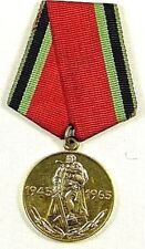 20 Years of Victory in the Great Patriotic War USSR Original Medal
