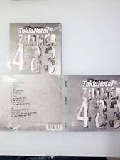 TOKIO HOTEL - ZIMMER 483  -DIGIPACK  CD & DVD
