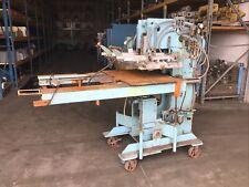 Kensol K165 Air Operated Hot Foil Stamping Press 358taw