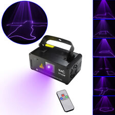 SUNY DMX512 Laser Stage Luce Remote Scanner Proiettore DJ Disco Partito Luce