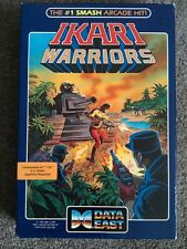 IKARI WARRIORS (still factory sealed) disk game for C64 Commodore 64