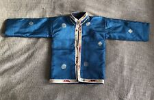 Kids Light Jacket Lined Asian Size 4-6 Years