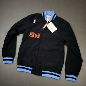 100% Authentic Cavaliers Mitchell & Ness 94 95 Warm Up Jacket 40 M Mens
