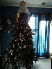 BRAND NEW - 7.5 FT. PRE-LIT CHRISTMAS TREE - STILL IN BOX