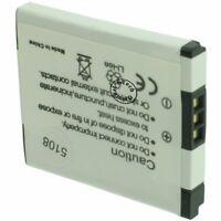 Batterie Appareil Photo pour CANON PC1737 - capacité: 680 mAh