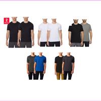 32 Degrees Men's Soft Hand Feel Cool Short Sleeve Crew Neck Tee Shirt