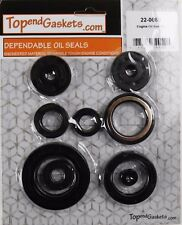 Engine Oil Seal Kit Set for Honda CB500 Twin CB 500 450 CB-500