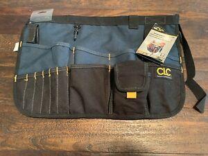 Custom Leathercraft #1118 Bucket Caddy Organizer, 30 Pocket
