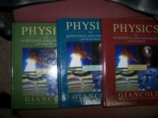 Physics for Scientists and Engineers with Modern Physics. 4th edition. Giancoli