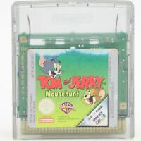 Tom and Jerry Mousehunt | Nintendo Game Boy Spiel | GameBoy Color Modul | Gut
