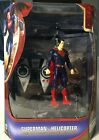 DC COMICS - SUPERMAN HELICOPTER LASER BATTLE 3.5CH INFRARED HELICOPTER MIP
