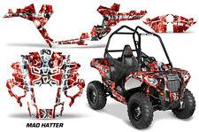 "Polaris Sportsman ""ACE"" ATV Graphic Kit Wrap Quad Accessories Decals MADHATTER W"