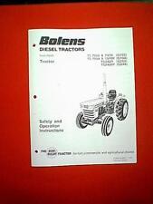 bolens outdoor power equipment manuals guides for sale ebay rh ebay com Bolens G174 Parts 2003 Bolens Lawn Tractor Manual