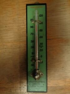 Very Rare 1920-1930's Winchester Repeating Arms Thermometer.