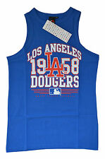 LOS ANGELES DODGERS OFFICIAL MAJESTIC TANK TOP NEU/NEW MLB BASEBALL T-SHIRT 1958