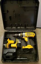DEWALT DCD935 14. 4V 1/2 Cordless XRP Hammerdrill -Driver / Battery Charger Case