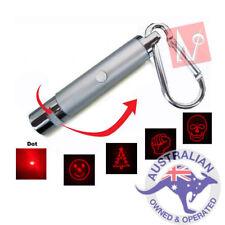 1 pcs x 2 LED Torch + Laser Pointer + Laser Patterns - NEW