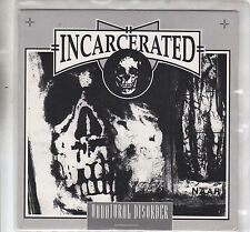 "INCARCERATED - unnatural disorder / winter fall 7"""