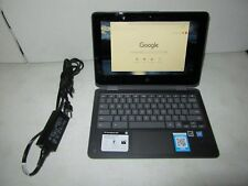 HP Chromebook x360 11.6