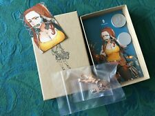 Kingdom Death Monster Sci-fi Erza RESIN Encore Edition NIB!