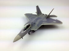 1:72 Gaincorp Precision Models Lockheed Martin F-22 Raptor Diecast Metal Model