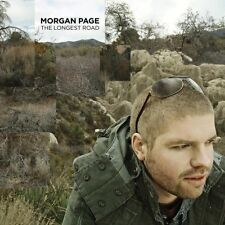 Morgan Page - Longest Road CD Manufactured on Demand